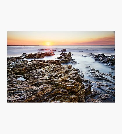 Clear Sunset Photographic Print