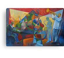Quintet Canvas Print