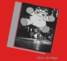 Chicot the Hippo Live On Stage Kids Tee