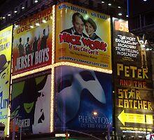 Broadway by bradleyduncan