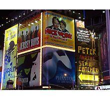 Broadway Photographic Print