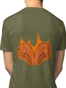 Vulpix Tails Tri-blend T-Shirt