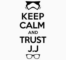 TRUST J.J (Black) Unisex T-Shirt