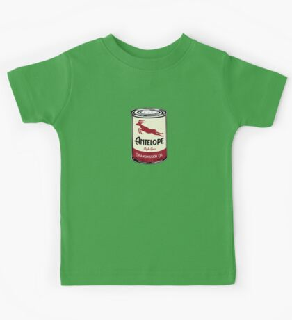 Antelope Oil Kids Tee