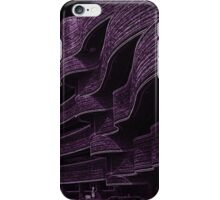 Waves Lilac iPhone Case/Skin