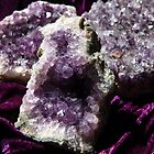 The Colour Purple: Amethyst by aussiebushstick