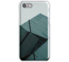 Angles Cyan iPhone Case/Skin