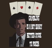 Poker Brothers - Breton by perilpress