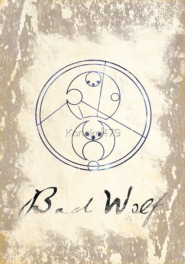Bad Wolf by Konoko479