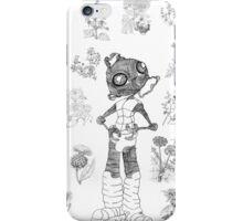 Space Gardener doliccomics INK iPhone Case/Skin