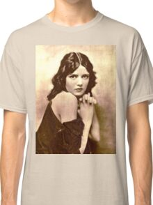 20's Glamour Model vintage photo Classic T-Shirt
