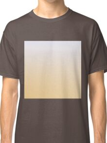 DIRTY WHITE - Plain Color iPhone Case and Other Prints Classic T-Shirt