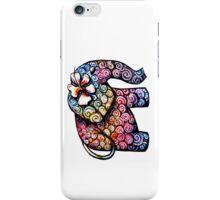 tattoo elephant iPhone Case iPhone Case/Skin