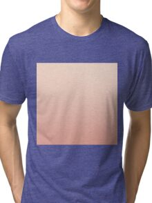 PEARL CREAM - Plain Color iPhone Case and Other Prints Tri-blend T-Shirt