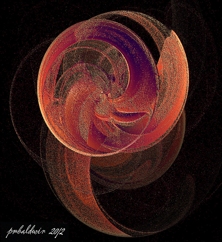 """""""Spinning Planet"""" by Patrice Baldwin"""