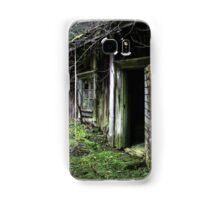 18.11.2015: Old Sauna Samsung Galaxy Case/Skin