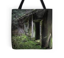 18.11.2015: Old Sauna Tote Bag