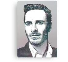 The Fassbender Canvas Print