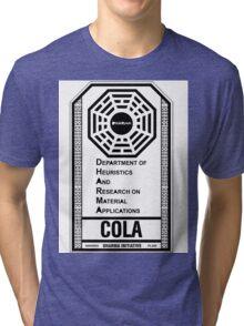 LOST: Dharma project Tri-blend T-Shirt