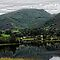 Over the lake to Grasmere by Karen  Betts