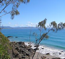Beautiful Byron Bay! New South Wales, Australia. by Rita Blom