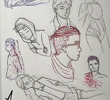 Sketches2015.1 by aelita15