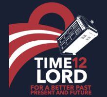 Timelord 2012 (Shirt) Kids Clothes