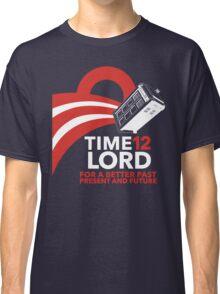Timelord 2012 (Shirt) Classic T-Shirt