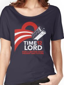 Timelord 2012 (Shirt) Women's Relaxed Fit T-Shirt