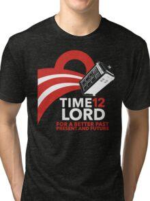 Timelord 2012 (Shirt) Tri-blend T-Shirt