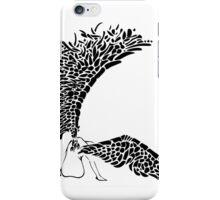 White Angel iPhone Case/Skin