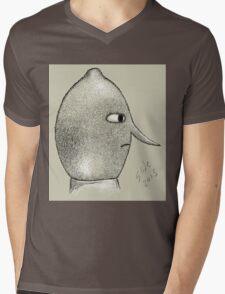 Lemongrab Profile Mens V-Neck T-Shirt