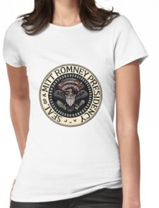 Blood Money Womens Fitted T-Shirt