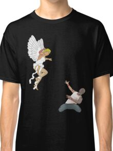 zombie/angel a love story Classic T-Shirt