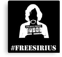 FREE SIRIUS Canvas Print