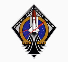 STS-135 Mission Patch Unisex T-Shirt
