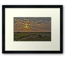 Eempolder Framed Print