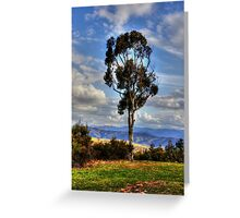 Reaching New Heights Greeting Card
