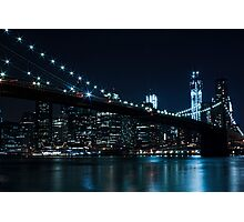 Brooklyn Nights Photographic Print