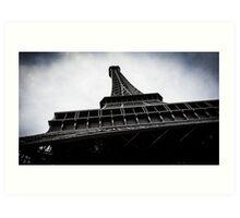 Eifel Tower Art Print