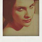vintage girl by anastasia papadouli