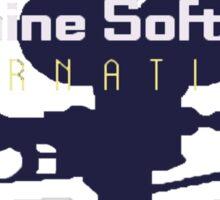 Delphine Software International (big print) Sticker