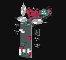 The Truth Behind Tetris by DecayAllDay