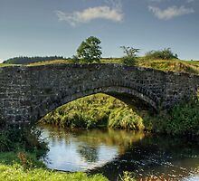 Smardale Bridge by Jamie  Green