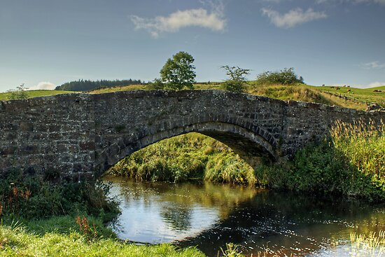 Smardale Bridge by VoluntaryRanger