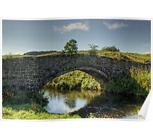 Smardale Bridge Poster