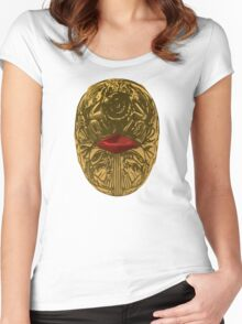 Cronos Device Women's Fitted Scoop T-Shirt