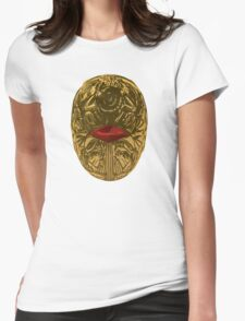 Cronos Device Womens Fitted T-Shirt