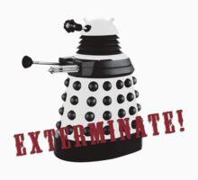 Doctor Who, Dalek, exterminate! by Kerto Koppel-Catlin