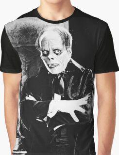 The Phantom of the Opera Graphic T-Shirt